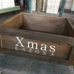 クリスマスツリーボックス